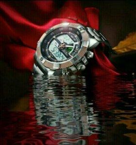 WEIDE часы водонепроницаемые,спортивные
