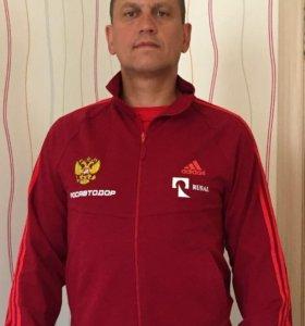 Продам новую летнюю олимпийку Adidas Сборной РФ