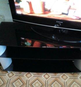 Полка под телевизор.