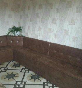 Перетяну мягкую мебель.