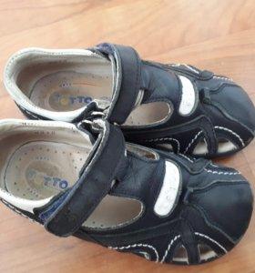 Сандалии детские размер 27 Totto