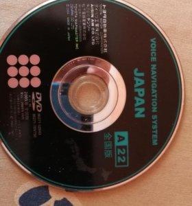 Загрузочный диск на магнитолу ND3T-W54