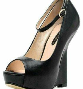 Туфли натур кожа 35