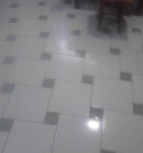 Кафель установка дверей