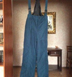 Тёплые брюки для охоты, рыбалки