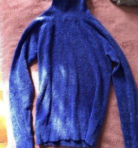 Мохеровый свитер oodji xs