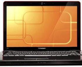 Мультимедийный ноутбук lenovo Y550