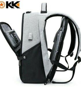 Рюкзак с отделением для ноутбука, разъемом USB