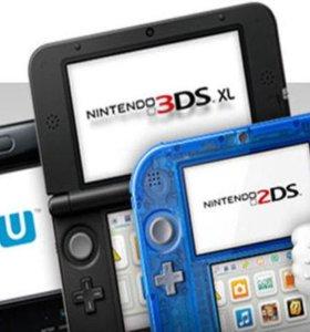 Прошивка Nintendo 3DS;2DS