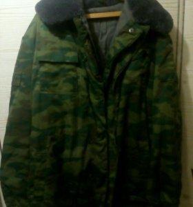 Зимний костюм армейский
