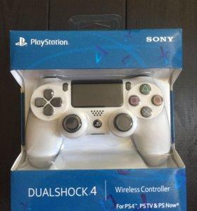 Геймпад DualShock 4v2 для ps4 новый