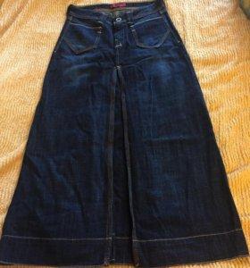 Джинсовая юбка Levi's новая