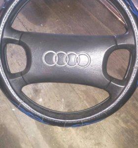 Руль Audi 80 оригинал