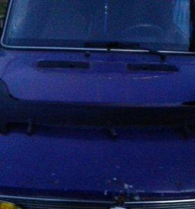 Дефлектор капота, Форд фокус 2 рестайлинговая