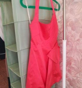 Шелковок платье karen millen