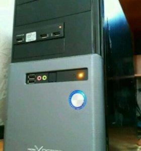 Системный блок G4620/630HD/4Gb/500gb
