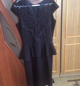 Платье шикарное вечернее
