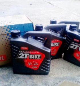 масло Teboil 2T Bike
