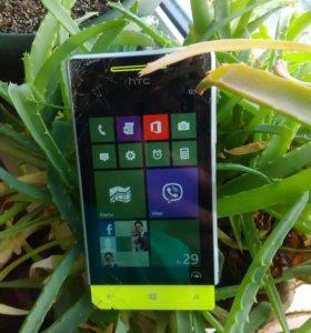 Htc Windows Phone 8S на запчасти