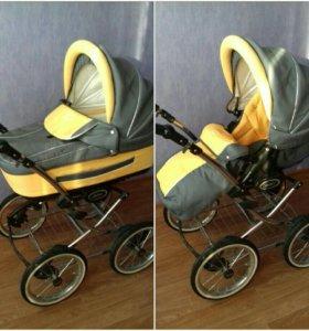 Детская модульная коляска Adamex Royal 2 в 1