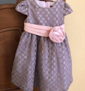 Платье нарядное (1,5-2 года)