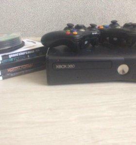 Xbox 360 чёрный