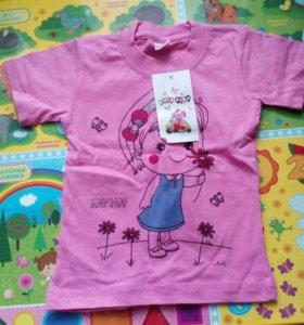 Новая футболка для принцессы