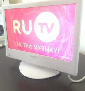 Mystery MTV-1905W,беленький,48 см,VGA, hdmi