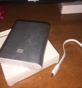 Новый POWER BANK 10400mAh