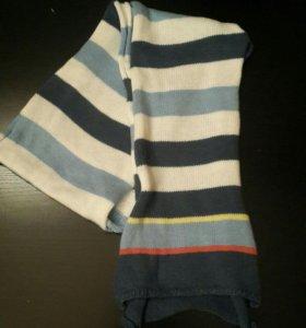 Новый детский шарф
