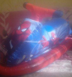 Надувной мотоцикл