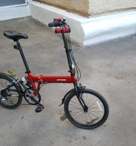 Велосипед Btwin Hoptown 3