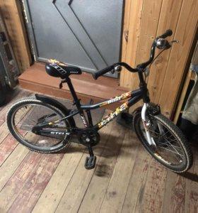 Велосипед pilot 210 для мальчика