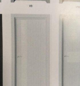 Двери эстет новые в упаковке 2 шт
