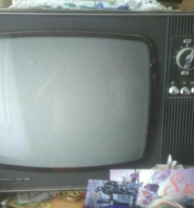 Телевизор черно- белый