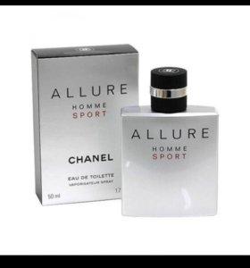 Мужская парфюмерия Chanel Allure Home Sport