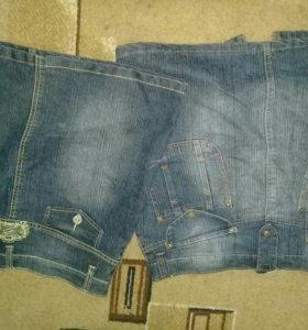 Юбки джинсовые НОВЫЕ