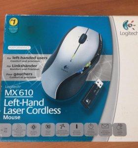 Мышка Logitech MX610