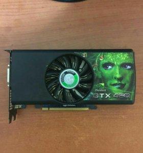 Видеокарта Nvidia geforce GTX 460