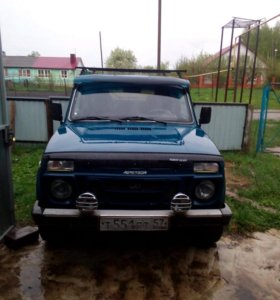 ВАЗ (Lada) 4x4, 2005