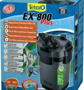 Внешний фильтр Tetra ex800+