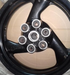 .Ducati Monster 600 750 900 задний диск