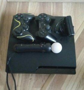 Sony Playstation 3 Slim 300гб (PS3)