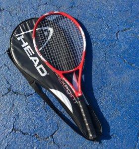 Теннисная ракетка Head для большого тенниса