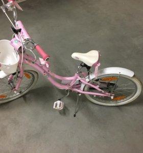 Велосипед Trek Mystic 20 в отличном состоянии