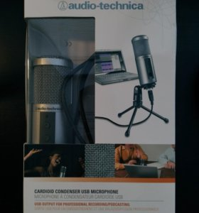 Микрофон Audio-Technica ATR2500USB