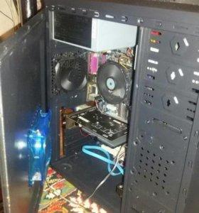 Цена/только3дня/продам комп карта Geforce 730 4гиг