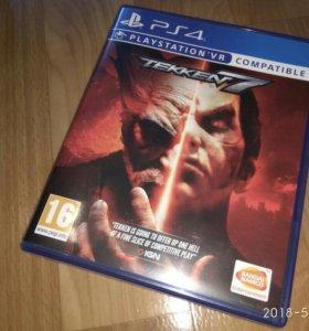 Tekken 7 на PS4