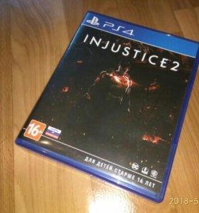 Injustice 2 на PS4