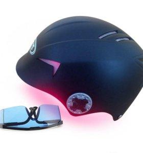 Лазерный шлем для восстановления роста волос !